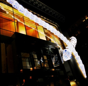 fifth avenue windows Bvlgari